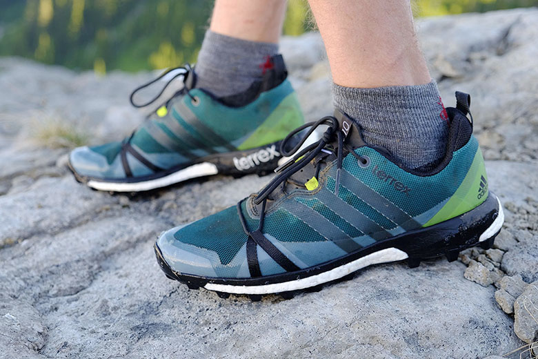 Review: Adidas Outdoor Terrex Agravic | Switchback Travel