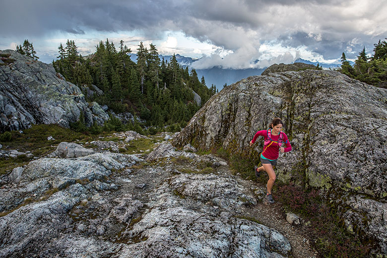 Altra Lone Peak 3.0 trail-running shoes
