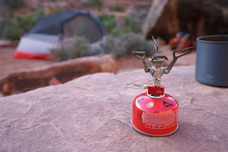 Backpacking Stove (2017)