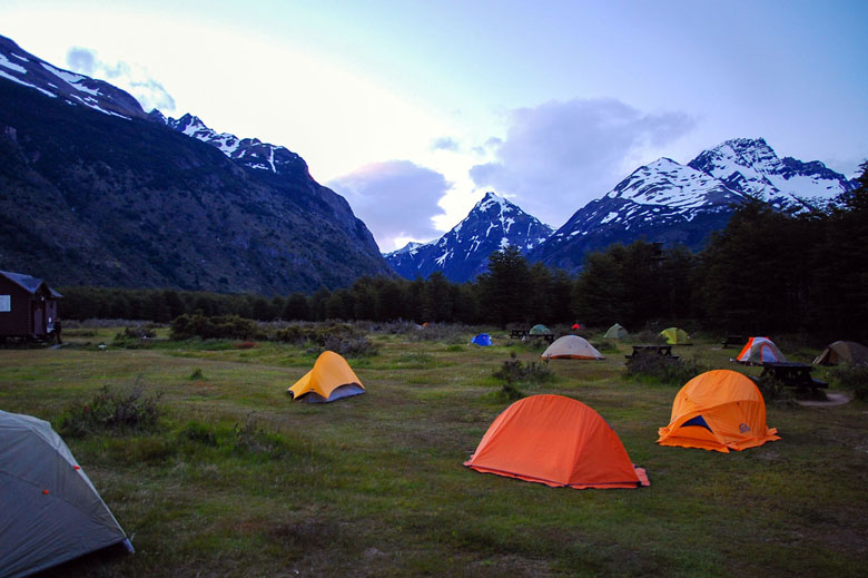 Circuito W Torres Del Paine Camping : Classic w circuit days tours prices schedules denomades