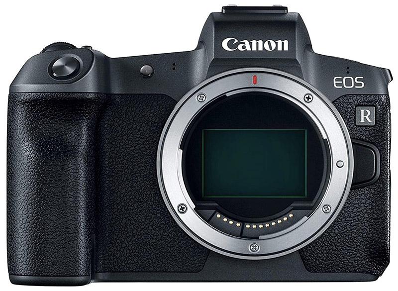 Canon EOS R full-frame camera