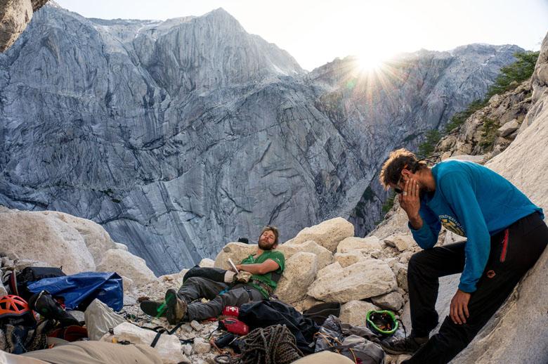 Cochamo Chile climbers