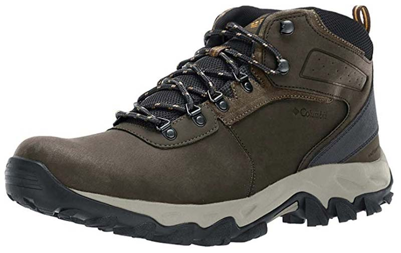Columbia Newton Ridge Plus II hiking boot