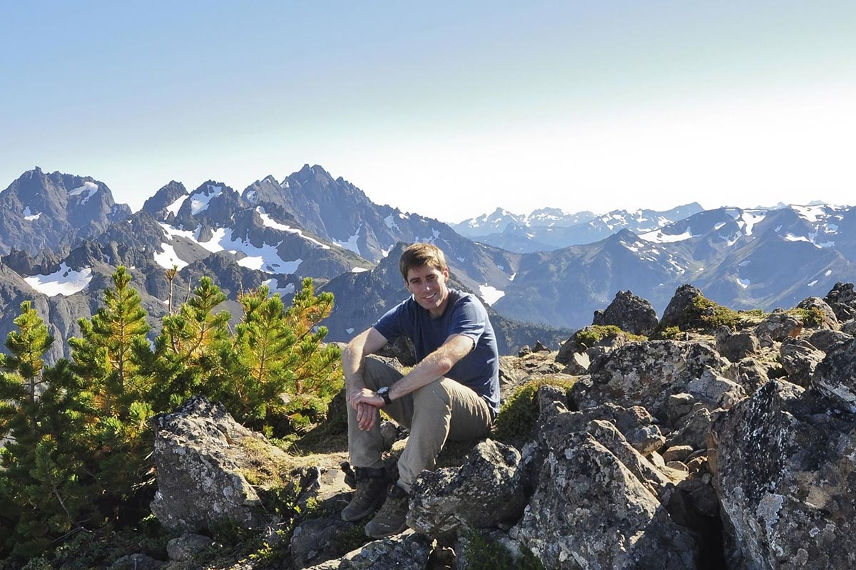 David Wilkinson (Olympic Mountains)