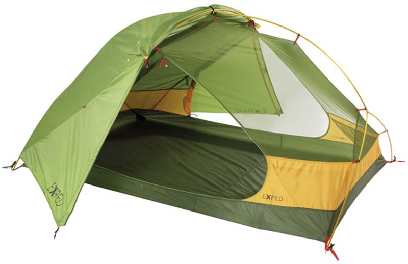 Exped Lyra II backpacking tent
