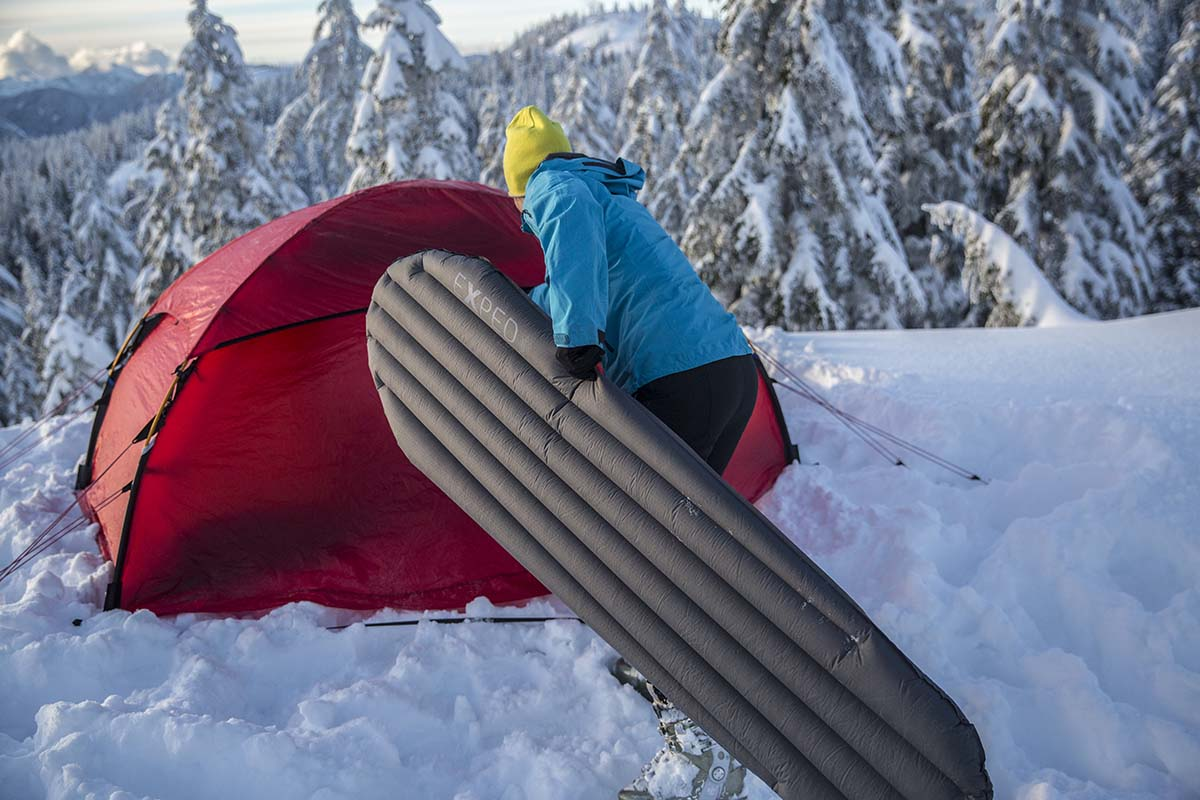 Exped winter sleeping pad