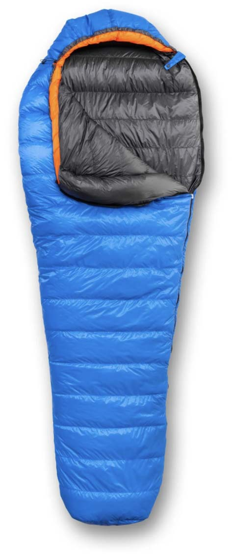 Feathered Friends Hummingbird UL sleeping bag for backpacking