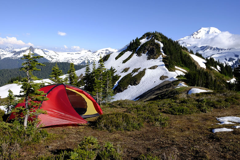 Hilleberg Niak backpacking tent