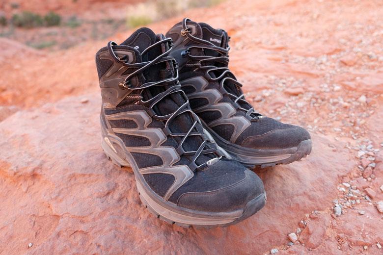 Wolf Details about  /Lowa Innox Mid Tf GTX Gore-tex Boots Man