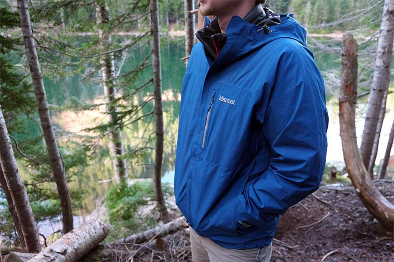 Marmot Minimalist Rain Jacket Review Switchback Travel