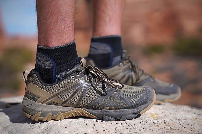 Merrell MQM Flex Review | Switchback Travel