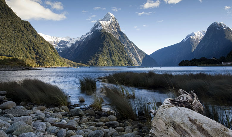 milford sound or doubtful sound switchback travel