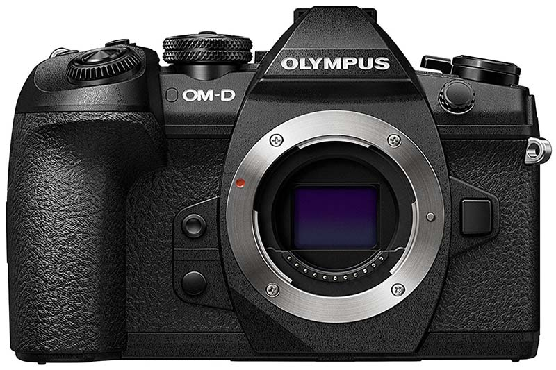 Olympus OM-D E-M1 Mark II mirrorless camera