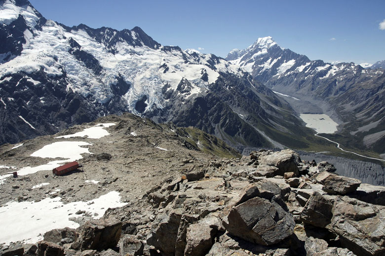 Image result for mueller hut