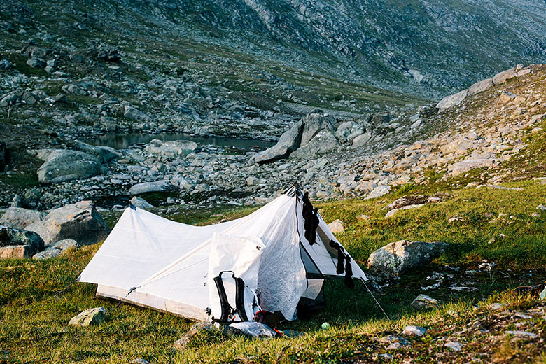 One-Person Tents and Shelters