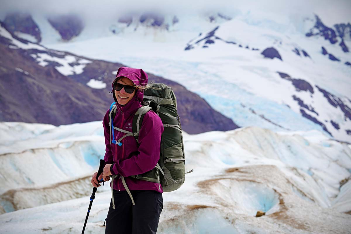 Outdoor photography in Patagonia