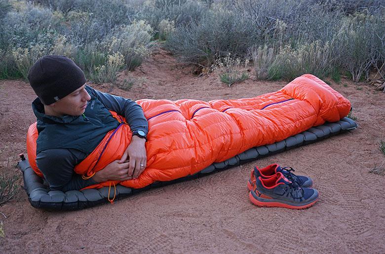 Review: Patagonia 850 Down Sleeping Bag