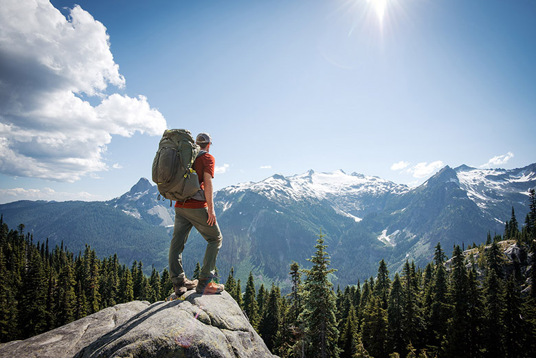 REI Traverse 70 Backpack