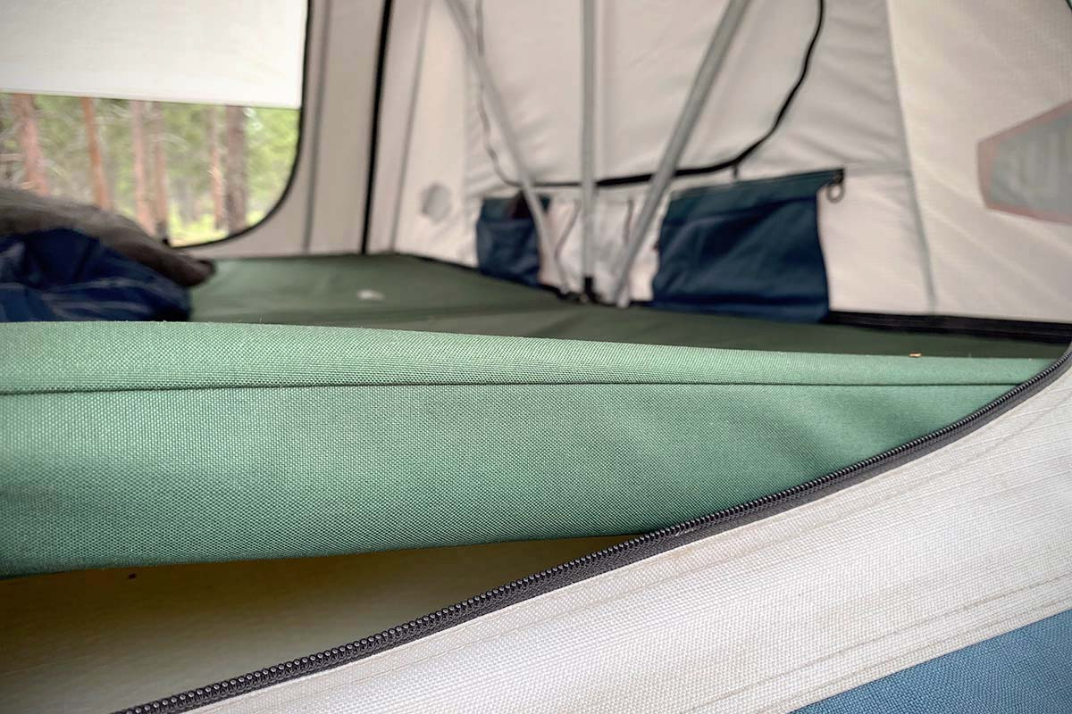 Rooftop tent mattress (Thule Tepui Low-Pro)