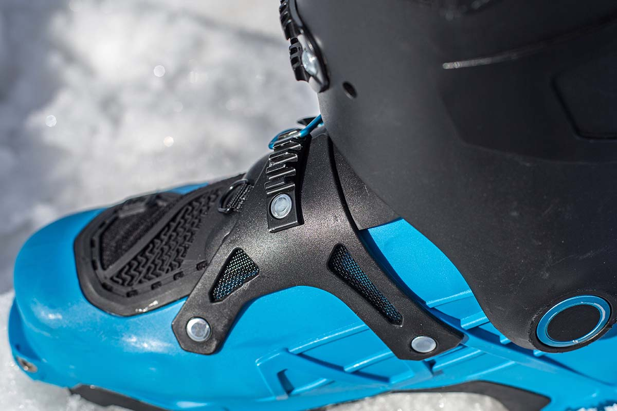 Salomon SLab MTN (construction)