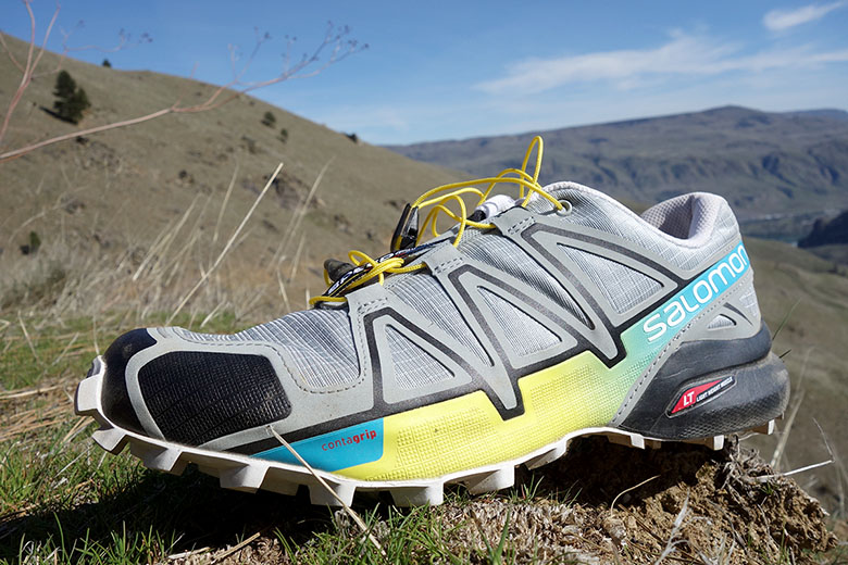 Salomon Speedcross 4 shoe review