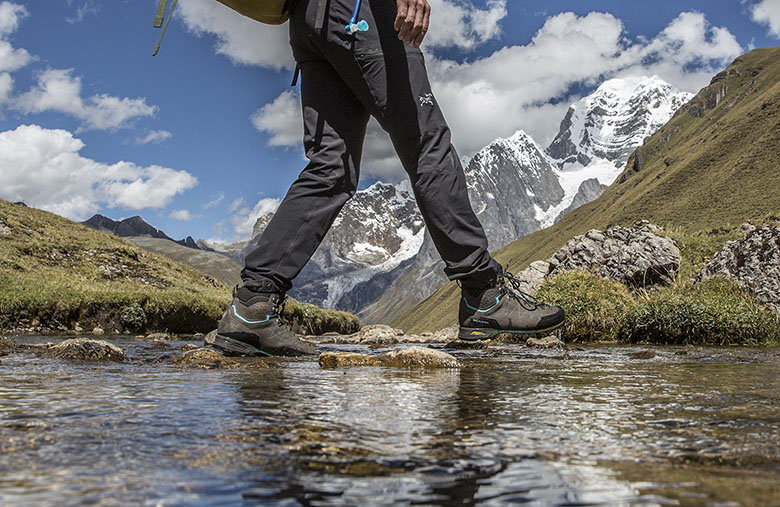 Scarpa Zodiac Plus GTX boot