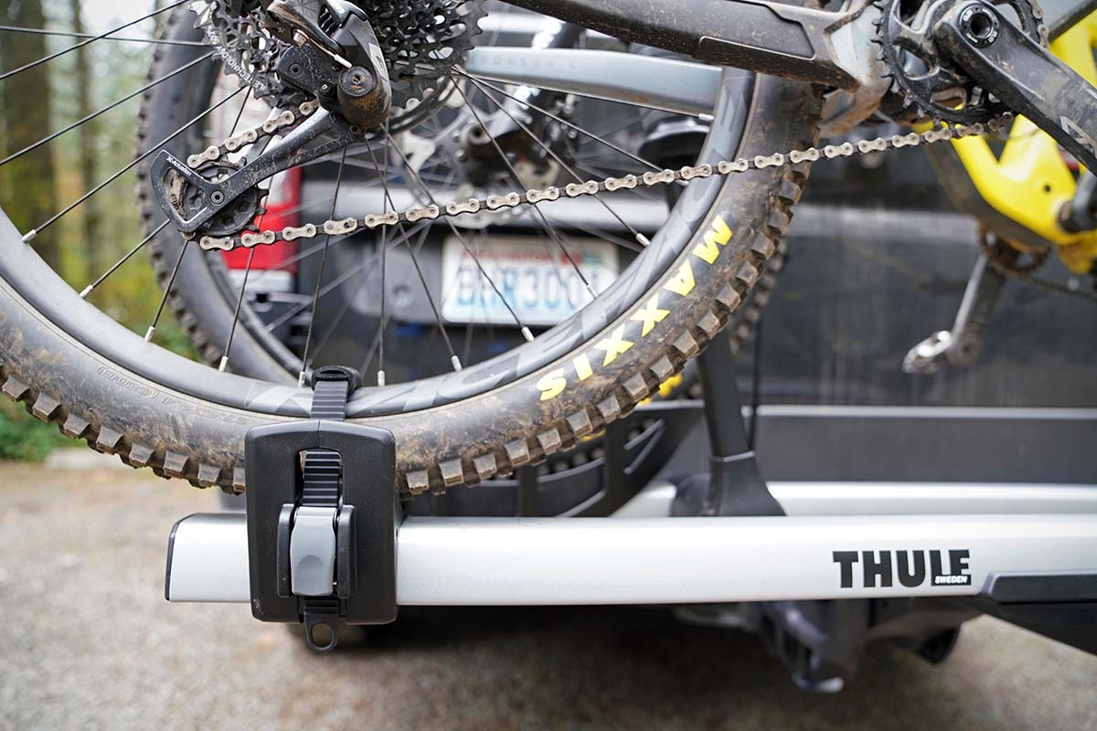 Thule T2 Pro (rueda trasera)