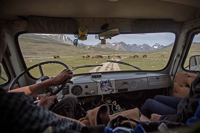 Trekking Mongolia's Altai Mountains | Switchback Travel