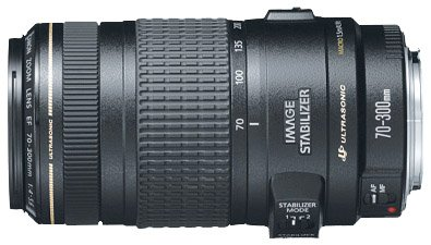 Canon 70-300mm f4 lens