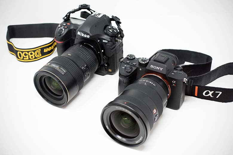 e5bd9e79de9 Full-frame cameras (2018). Photo Credit. Switchback Travel