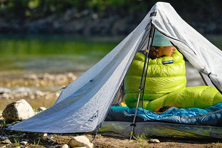 How To Choose A Backpacking Sleeping Bag Switchback Travel