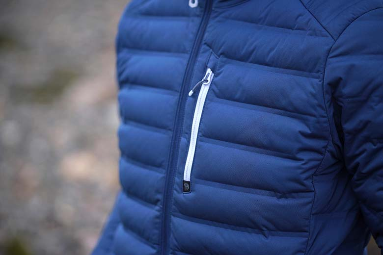 Mountain Hardwear StretchDown jacket (m)