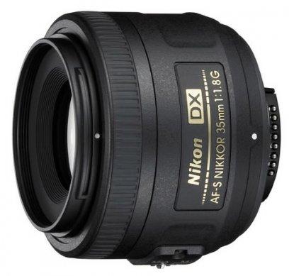Nikon 35mm f1.8 lens