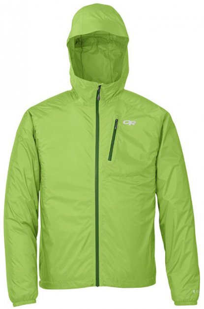 Outdoor Research Helium II rain jacket