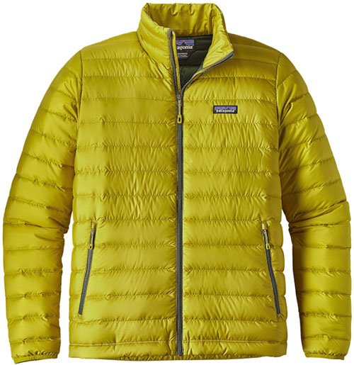 ade2b3bef81bd Best Overall Down Jacket. 1. Patagonia Down Sweater ( 229)