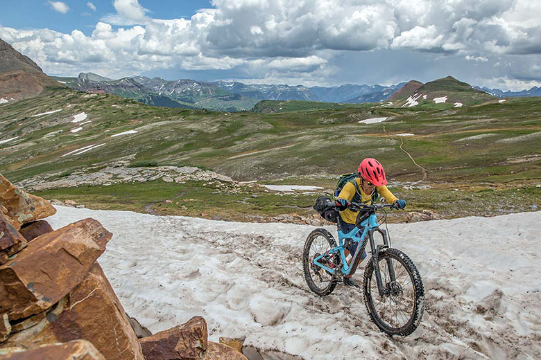 Bikepacking in Colorado's San Juan Mountains
