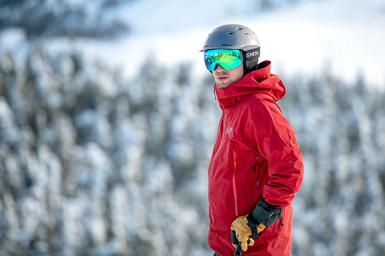 Smith Vantage Asian Fit Snow Helmet Men/'s New Snow