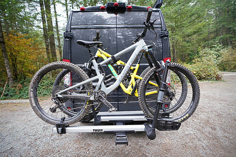 Hitch Bike Rack Reviews >> Thule T2 Pro Xt Review Switchback Travel