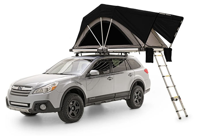 Freespirit Recreation High Country 55 rooftop tent