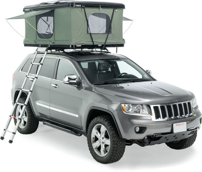 Tepui Thule HyBox rooftop tent 3