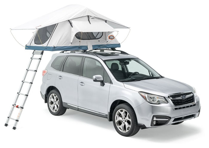 Tepui Thule Low-Pro 2 rooftop tent