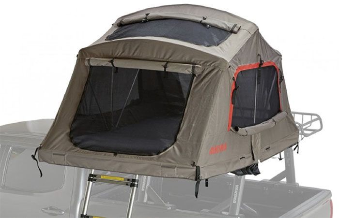 Yakima SkyRise HD 2 rooftop tent