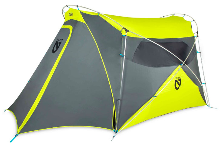 Nemo Equipment Wagontop 4P camping tent