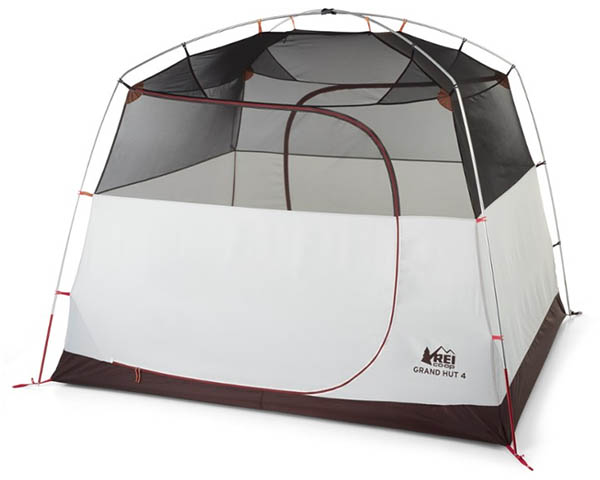 REI Co-op Grand Hut 4 camping tent