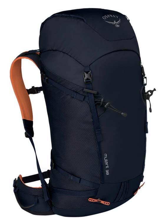 Osprey Mutant 38 Climbing Backpack 2