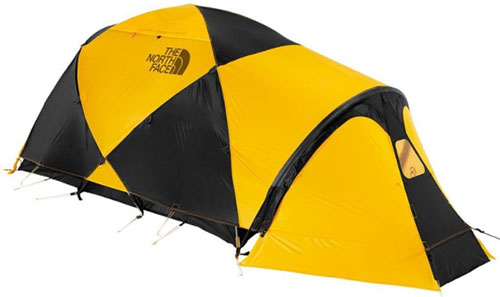 The North Face Mountain 25 4-season tent