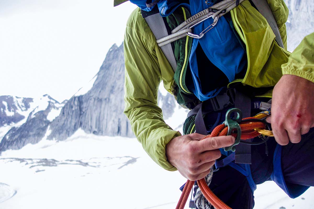 climbing harnesses (alpine)