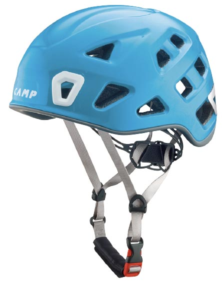 CAMP USA Storm climbing helmet light blue