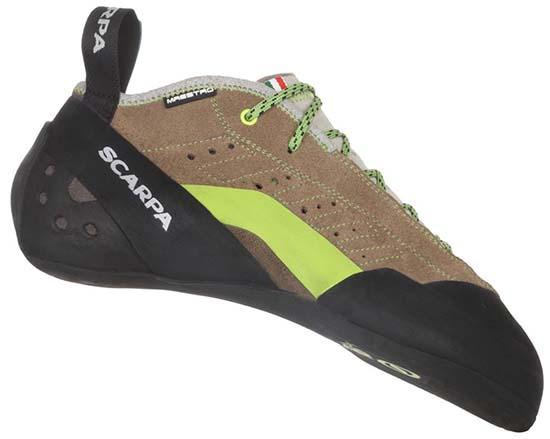 Scarpa Maestro Mid climbing shoe