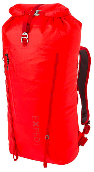 Exped Black Ice 45 climbing pack